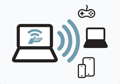Connectify 讓電腦當無線基地臺。使手機、筆電輕鬆上網 - 軟體地帶