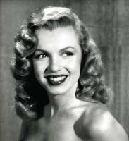 Marilyn Monroe young