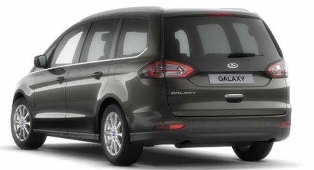 2018 Ford Galaxy Specs and Price