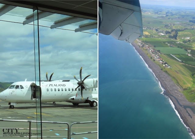 City Style and Living air new zealand airlines flying into napier