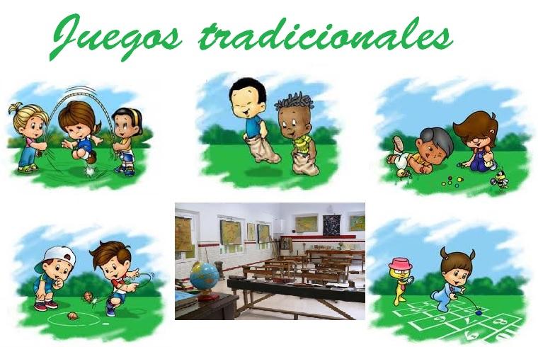 Educacion Fisica Ceip Marques De Valdecilla Asi Jugaban Nuestros