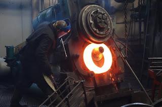 Раскатка кольцевых заготовок в Волгограде