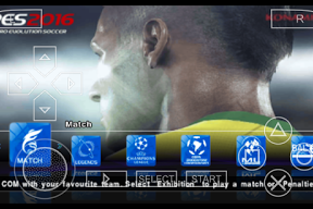 Download Game PES 2016 ISO New Patch JPPv2 for PPSSPP