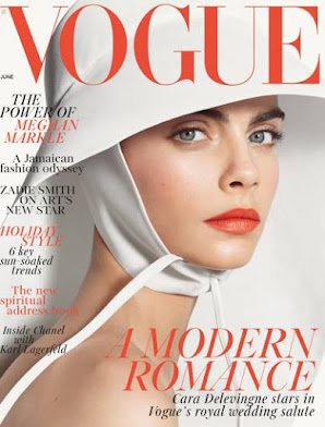 VOGUE MAGAZINE- JUNE 2018