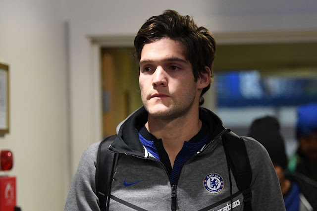 Chelsea FC Alonso