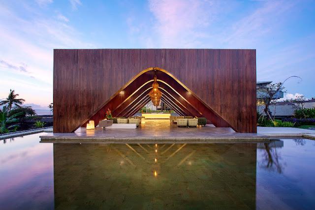 Hotel Termewah di Bali yaitu Wyndham Tamansari Jivva Resort