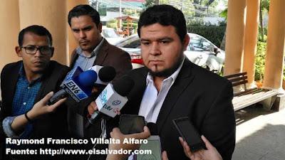 Renuncia de concejales del partido FMLN