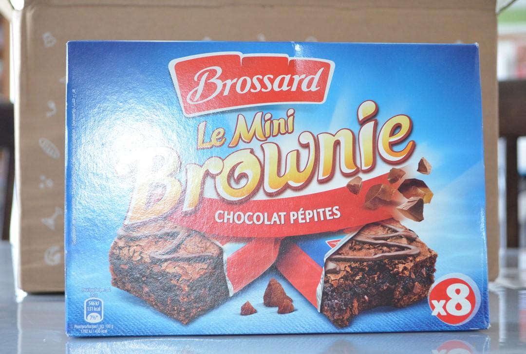 Gourmandises - brownies tout prêts