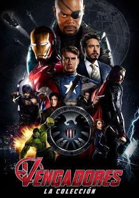 The Avengers Colección DVD R1 NTSC Latino