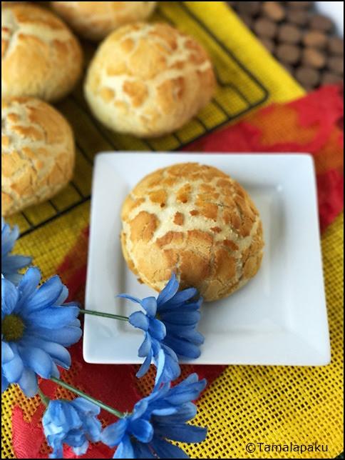 Tijgerbrood ~ A Tiger Bread