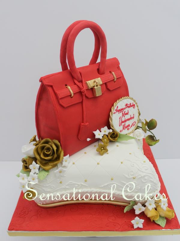 7d766529b1ad HERMES BIRKIN BAG OVER CLASSIC PILLOW 3D ART CAKE SINGAPORE   TANGERINE  TONE HERMES 3D ART CAKE SINGPAORE