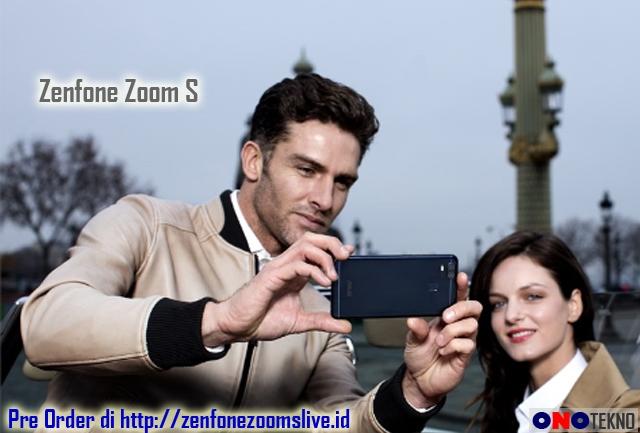 2 Smartphone Andalan Asus Siap Pre Order