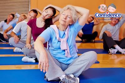 Manfaat Senam Yoga Untuk Lansia
