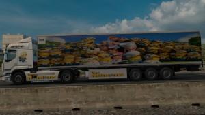The Minions Renault Premium skin + trailer