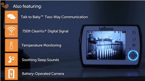 Features Of The Baby Monitor