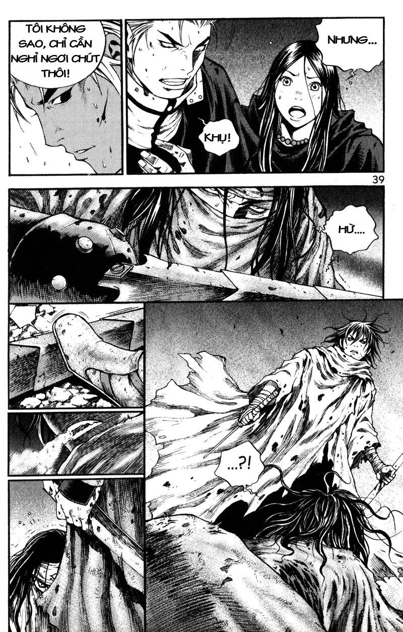Banya chap 033 trang 4