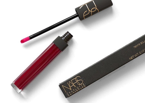 NARS Charlotte Gainsbourg Lip Tint Double Decker Review