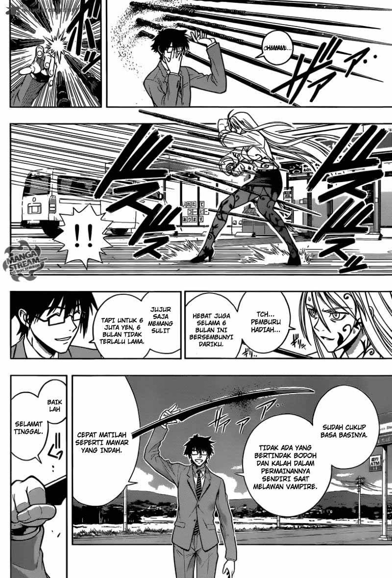 Download Komik UQ Holder! Chapter 1