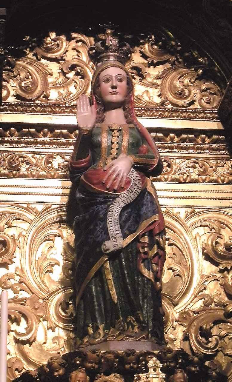 Nossa Senhora do Ó 01, ou da Expectação, Évora.