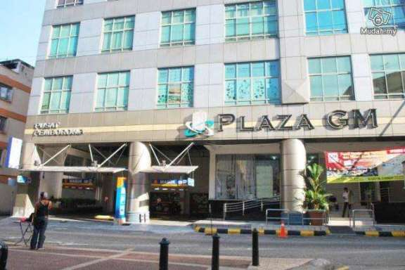 Plaza GM KL Tempat shopping di kuala lumpur menarik