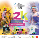 Karawang Color Run • 2018
