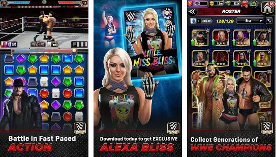 WWE Champions Mod Apk Android
