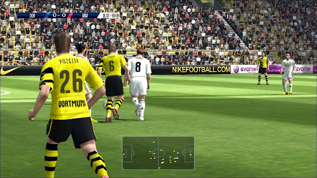 Download PES 6 ( RIP ) + Update 2015 Terbaru