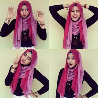 Contoh Cara Hijab Untuk Main