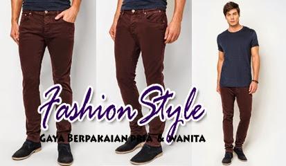 Model Celana Jeans Pria Terbaru 2016 Paling Keren