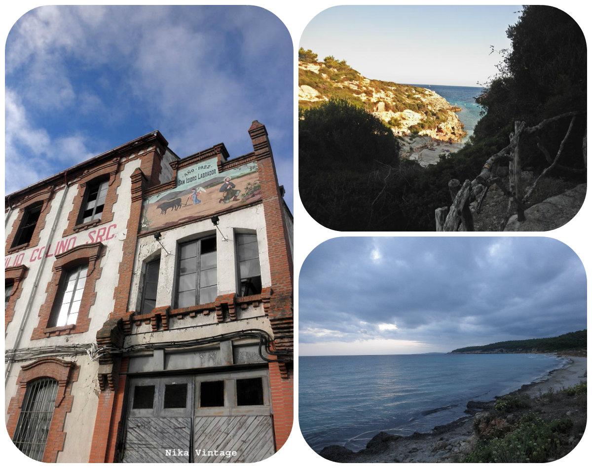lugares especiales, zamora, menorca, fotografia, monumentos, fabrica abandonada, playas de menorca