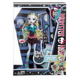 MH Ghoul's Night Out Lagoona Blue Doll