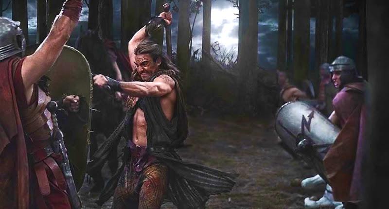 Spartacus Vengeance: Sezonul 2