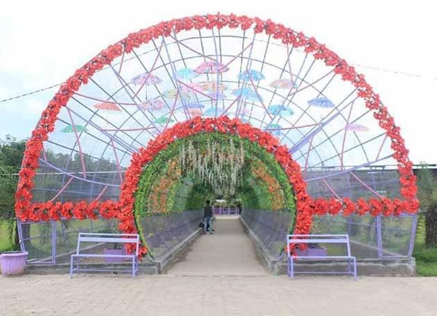 Jambi Paradise Destinasi Wisata Pilihan Terbaik di Jambi