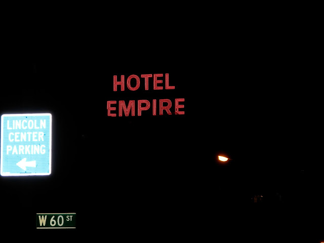 Empire Hotel New York