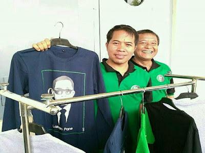 Jual/ Order Jas, Kemeja, Jaket, Kaos dan Topi Custom Himpunan Mahasiswa Indonesia (HMI)
