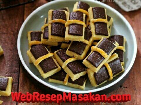 Kue kering chocolate stick cookies, Chocolate Stick Cookies NCC, Resep Chocolate Stick Cookies, Cara membuat chocolate stick cookies,