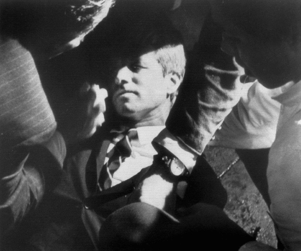 Mario Szichman The Falling Man De Richard Drew La