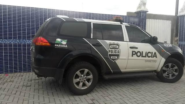 Suspeito de matar o jogador Daniel é preso, em São José dos Pinhais