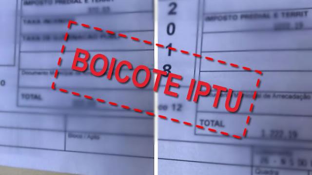 Boicote ao IPTU: moradores de Pinhal se unem contra aumento e a nova taxa do lixo