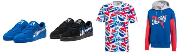 Pepsi Fashion Puma