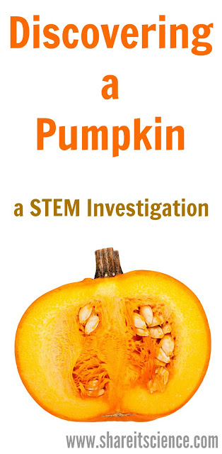 Pumpkin STEM Lesson