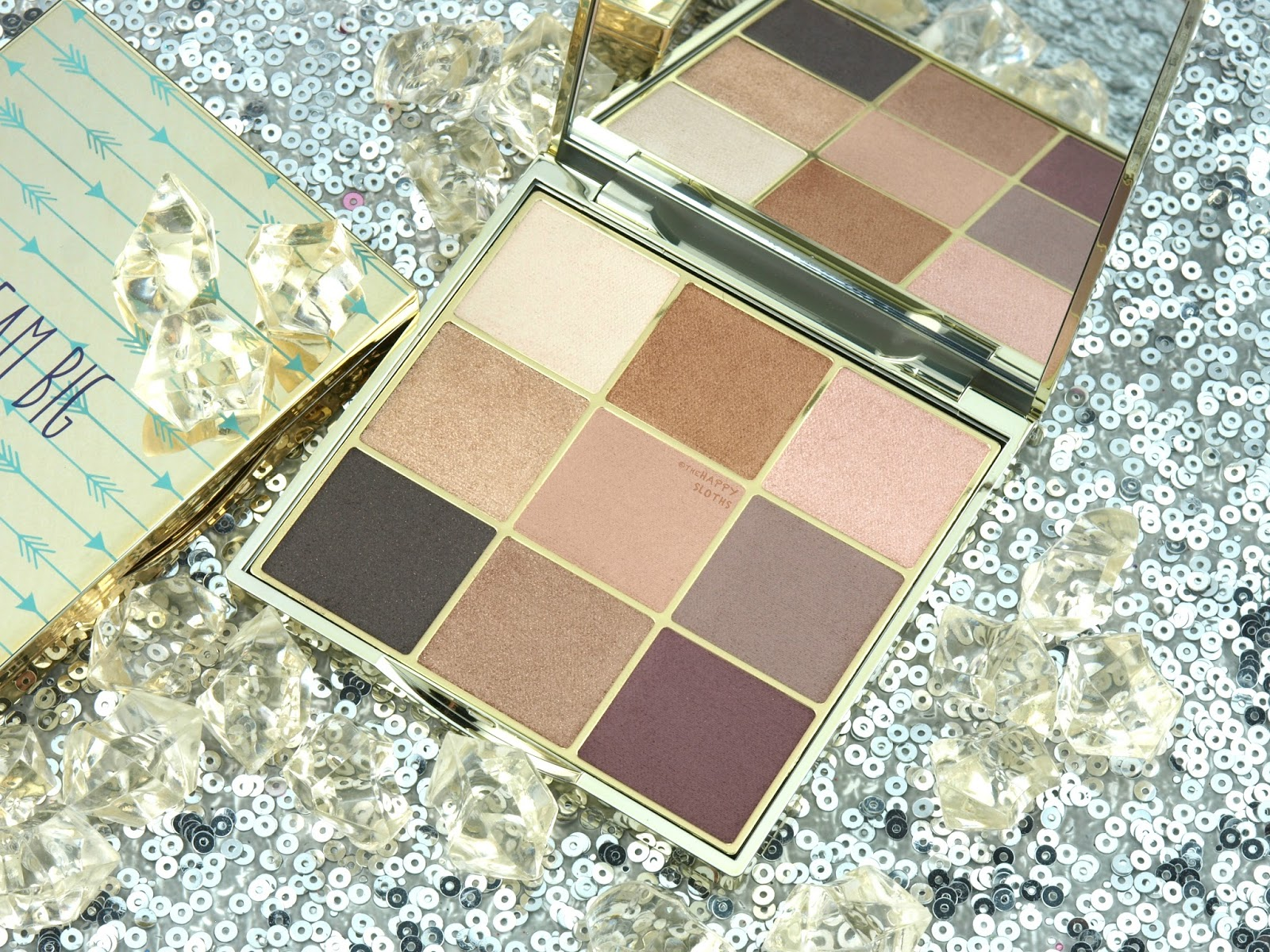 Tarte Make Magic Happen Amazonian Clay Eyeshadow Palette: Review and Swatches