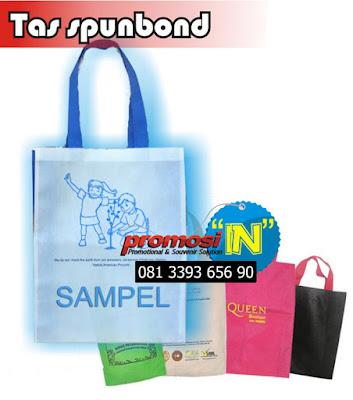 Supplier Goodie Bag Bahan Spunbond Tarakan