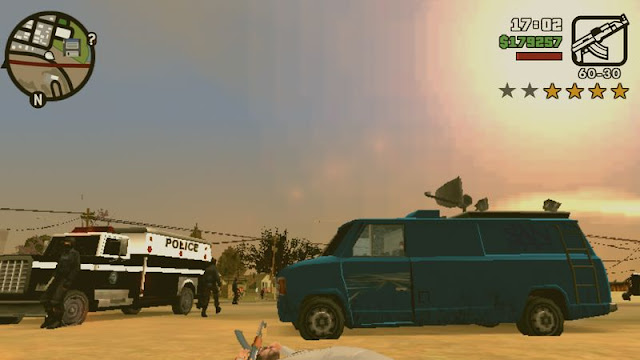 Download Advance Police Mod Gta San Andreas Android Download 4