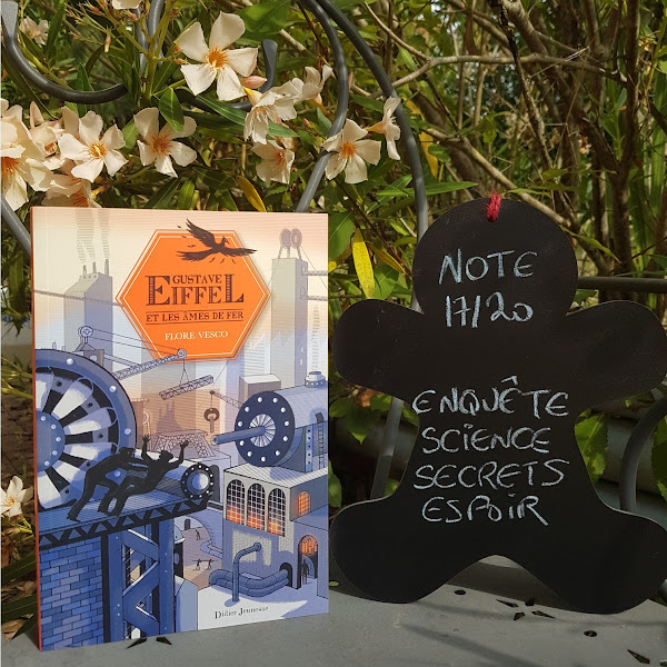 Gustave Eiffel et les âmes de fer de Flore Vesco