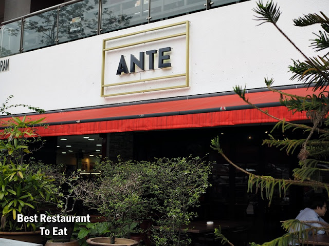 Ante Kitchen Bar Publika