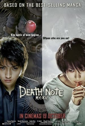 Filme Death Note - Trilogia - Legendado Dublado Torrent 1080p / BDRip / Bluray / FullHD Download