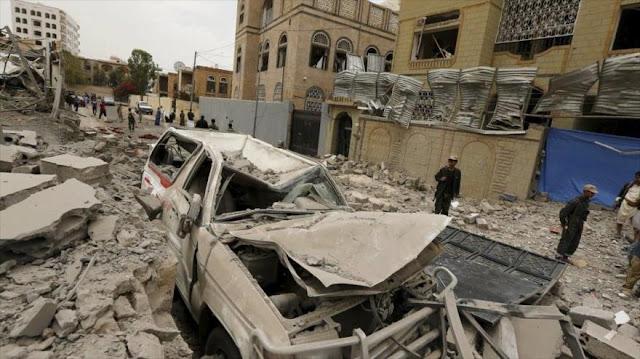 Yemen denuncia el apoyo de Israel y EEUU a la agresión saudí