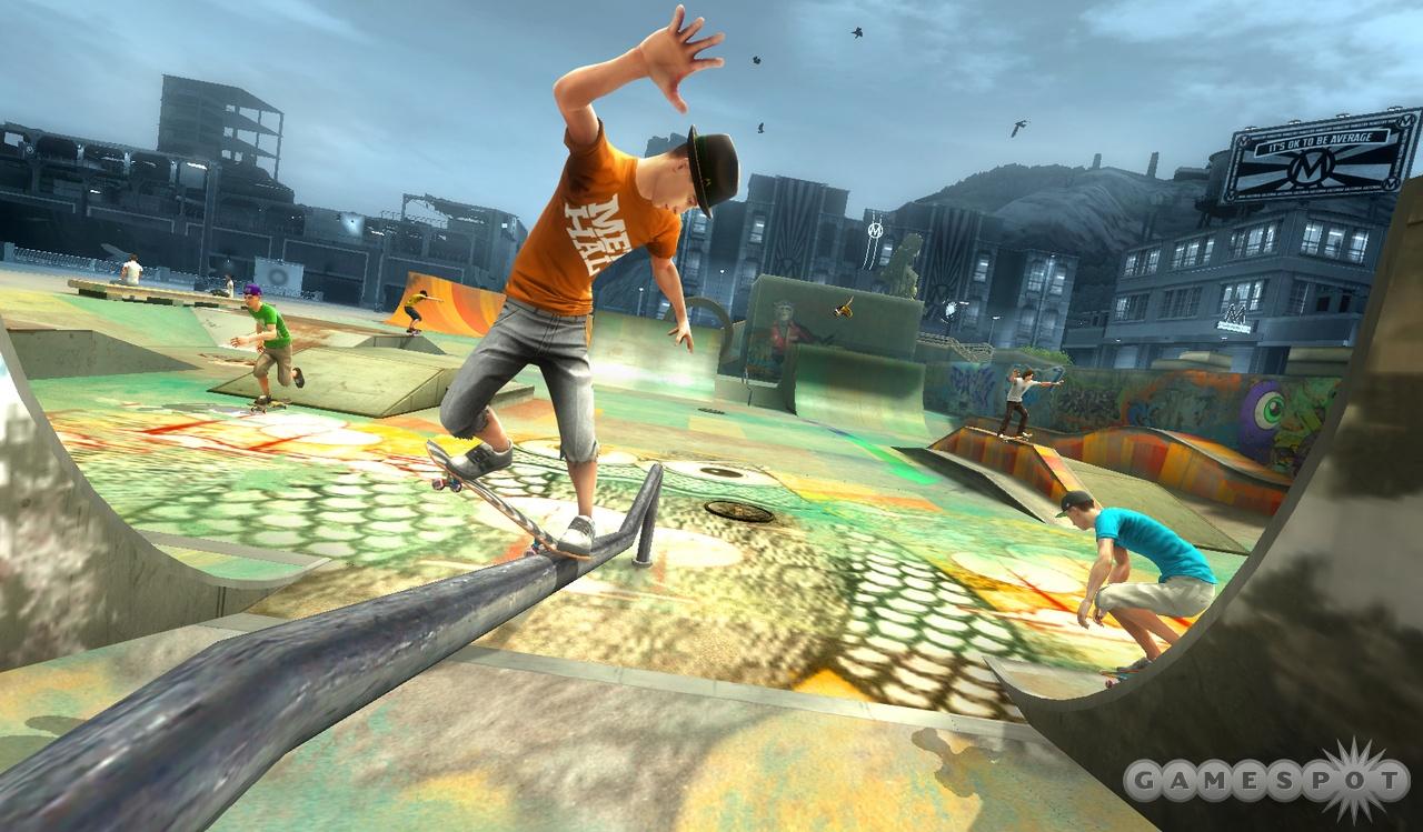 Plane Fighting Games >> Download Shaun White Skateboarding Game Full Version For Free