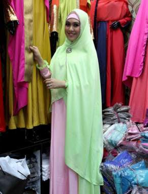 9 Koleksi Model Baju Busana Muslim Syar 39 I Favorit Para
